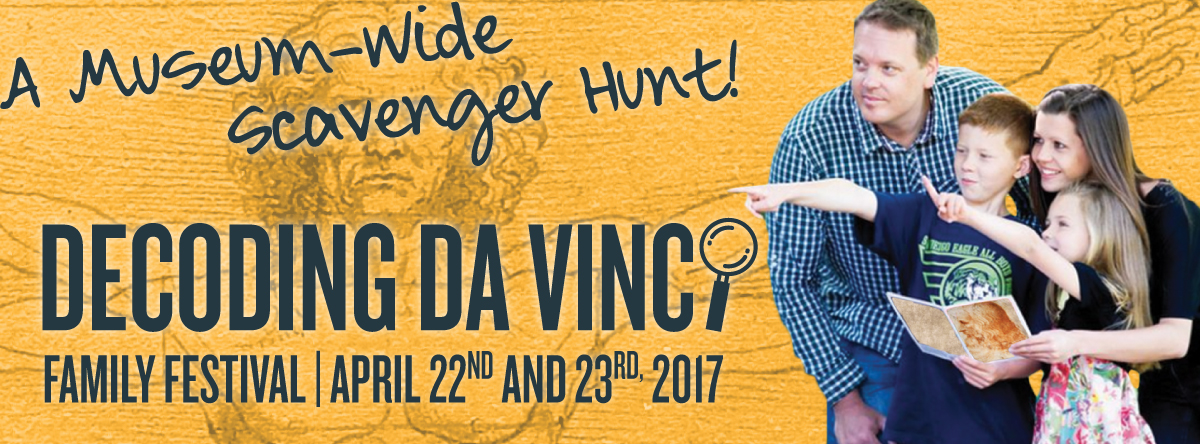 2nd weekend decoding da vinci scavenger hunt